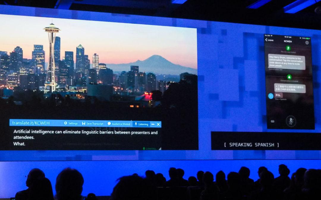 PowerPoint traduit vos présentations en temps réel !