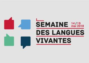 Semaine des langues vivantes 2018