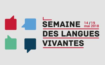 La Semaine des Langues Vivantes dynamise la pratique des langues !