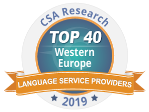 Top 40 West Europe CSA Resarch