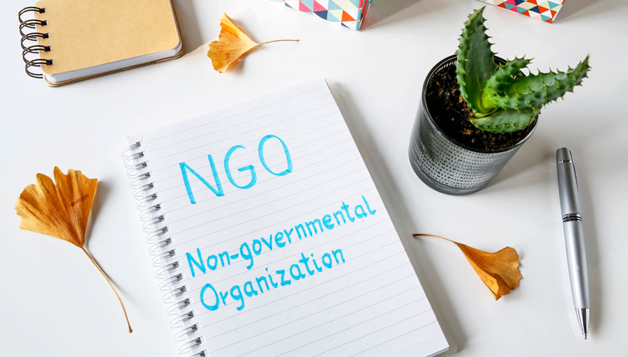 Organisation non gouvernementale ONG